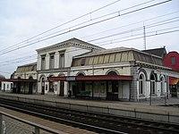 NMBS-station Wetteren
