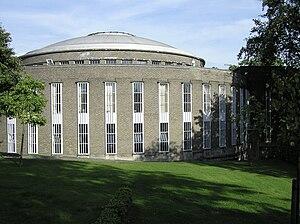The University reading room