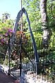 Whalebone arch, The Alameda botanic gardens, Gibraltar.JPG