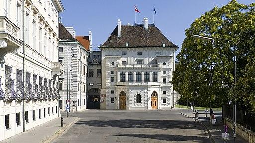 Wien 01 Ballhausplatz a