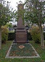 Wiener Zentralfriedhof - Gruppe 14A - Arneth.jpg