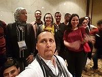WikiArabia at Wikimania 2018 (3).jpg