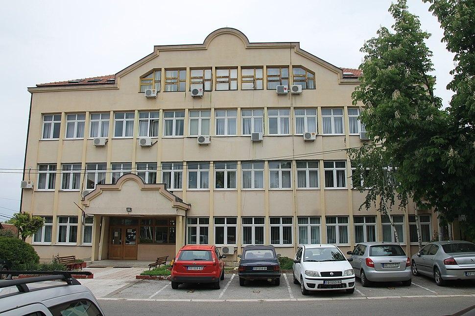 Wiki Šumadija V Buildings in Topola 368