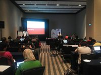 Wikimania 2015-Wednesday-Education Pre-Conference (2).jpg