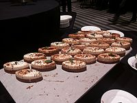 Wikimania 2015-Wednesday-Food at lunchtime (3).jpg