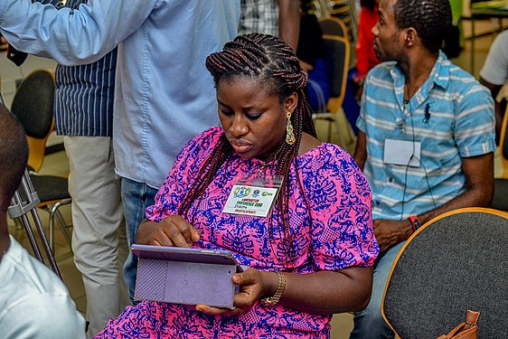 Wikimaster Conference in Nigeria 10.jpg