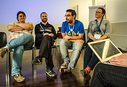 Wikimedia Conference 2015 - May 15 and 16 - 20.jpg