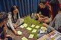 Wikimedia Taiwan Education Program workshop 2.jpg
