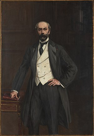 Wilhelm Christopher Christophersen - Image: Wilhelm Christopher Christophersen utenriksminister