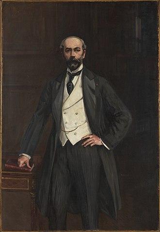 Minister of Foreign Affairs (Norway) - Image: Wilhelm Christopher Christophersen utenriksminister