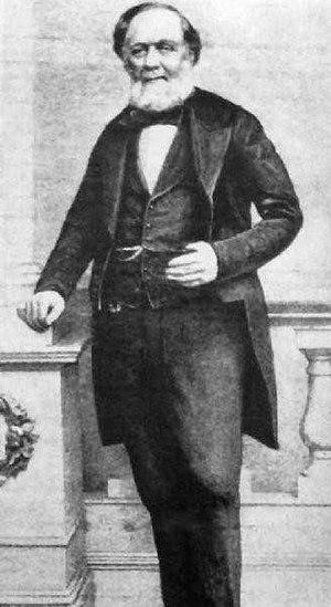 William Calcraft - William Calcraft, c. 1870
