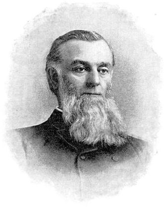 Atchison, Topeka and Santa Fe Railway - William Barstow Strong, president 1881–1889