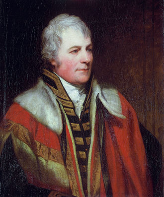 William Carnegie, 7th Earl of Northesk - William Carnegie, 7th Earl of Northesk