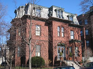 William F. Bradbury House - Image: William F. Bradbury House 369 Harvard Street, Cambridge, MA IMG 4120