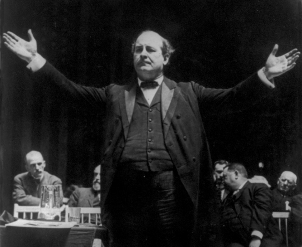 William Jennings Bryan at the 1908 DNC (1) (cropped1)