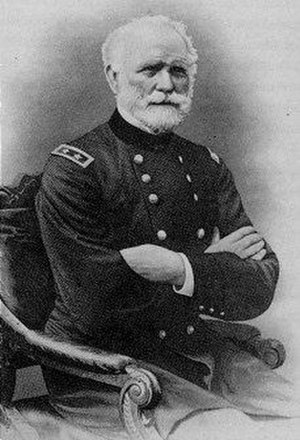 William S. Harney - Bvt. Maj. Gen. William S. Harney