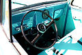 Willys Pickup 1963 Cockpit Lake Mirror Cassic 16Oct2010 (14690500869).jpg