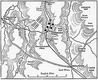 Battle of Stormberg battle