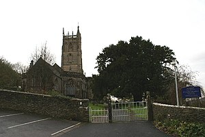 Winscombe - Church of St James, Winscombe