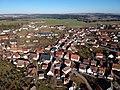 Wittendorf Luftbild Ortsmitte 2018.jpg