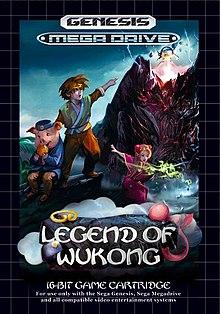 Legendo de Wukong