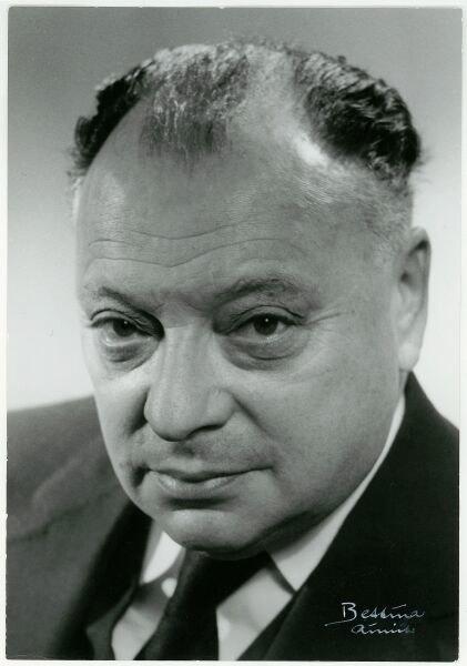 Wolfgang Pauli ETH-Bib Portr 01042