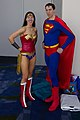 Wonder Woman & Superman C2E2 2014 (14362072464).jpg