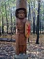 Wooden statues in Togliatti forest - panoramio (3).jpg