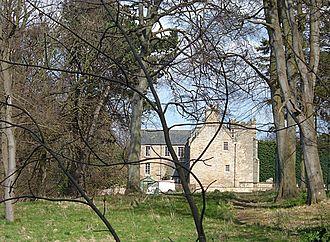 Stanley Davidson - Davidson's home: Woodhall House
