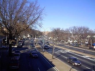 Woodhaven, Queens - Woodhaven Boulevard