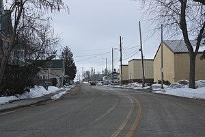 Woodland, Dodge County, Wisconsin - Downtown Woodland