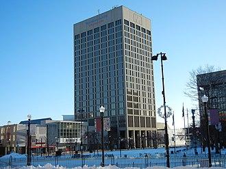 Worcester Center Galleria - Worcester Center on January 26, 2014