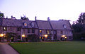Worcester College - Main Quad - ancient buildings at night.jpg