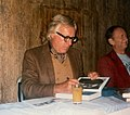 World Fantasy Con III 1977 Ray Bradbury Signing Next to Robert Bloch.jpg