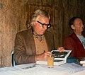 World Fantasy Con III 1977 Ray Bradbury Signing Next to Robert Bloch.jpg