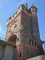 Worms Nibelungenbrücke Brückenturm 2005-05-27c.jpg