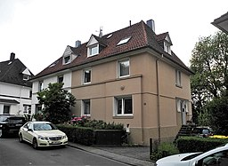 Am Dorpweiher in Wuppertal