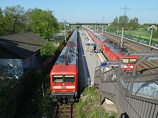 Wustermark railway station railway station in Wustermark, Germany