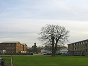 Wymondham College in the evening - geograph.org.uk - 154788