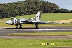 XH558 Avro Vulcan (21160649318).jpg
