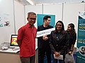 YB Tony Pua with the team of Trader Malaysia, signed at PJ Startup Festival.jpg