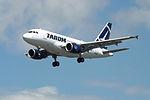 YR-ASC A318 Tarom (14787175062).jpg