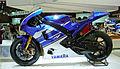 Yamaha YZR-M1 at the Tokyo Motor Show 2009-1.JPG