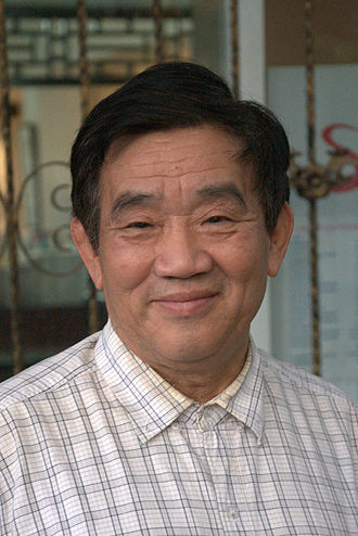 Yang Jisheng (journalist) - Image: Yang Jisheng