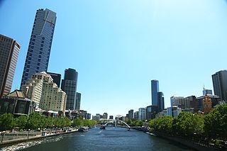 Timeline of Melbourne history
