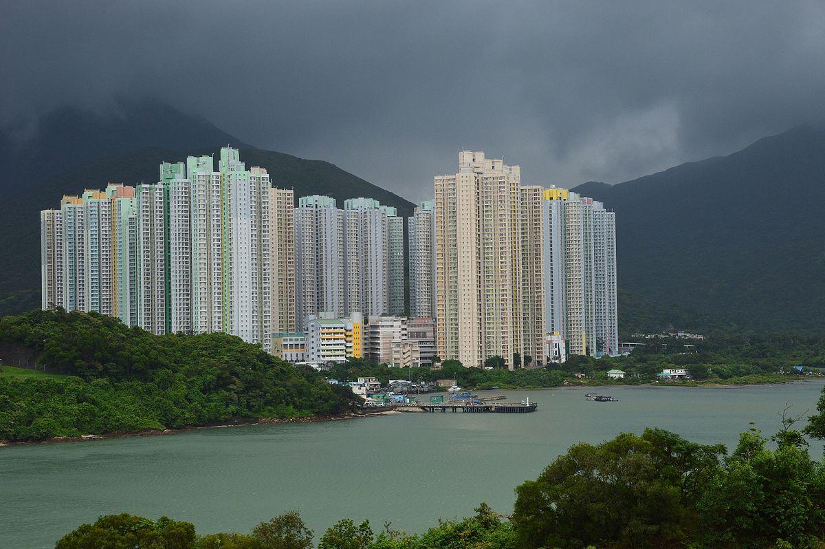 Hong Kong Island San Antonio