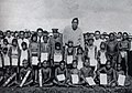 Yatsuyuuen,Event-kuronbo taikai,1940.jpg