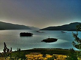 Dospat Reservoir