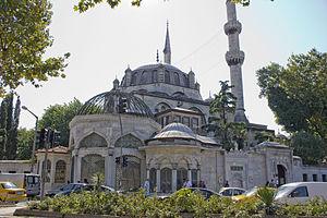 Yeni Valide Mosque - Yeni Valide Mosque in Üsküdar, Istanbul