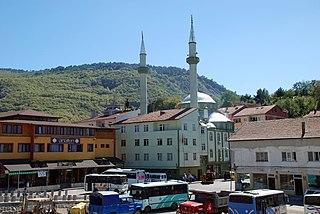 Yenice, Karabük District in Black Sea, Turkey